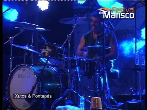 Xutos e Pontapés - FESTIVAL DO MARISCO 2014