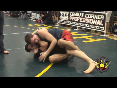 No-Gi Baseball Choke - Scott Sievewright - Combat Corner Volume 11 - Red Schafer MMA