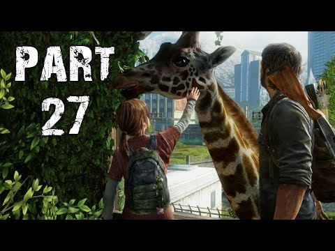 The Last of Us Remastered Gameplay Walkthrough Part 27: Mother Nature at its best (PS4)