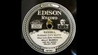 billy murray kansas city kitty e dd 78 1929  j.attema@gramophoneshop.nl