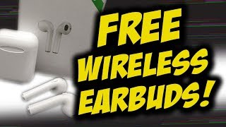 AirPods vs TWS i11 Earbuds and Get FREE Wireless Earbuds!