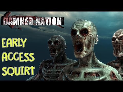 DAMNED NATION: REBORN - And Their Tongues Will Rot In Their Mouths