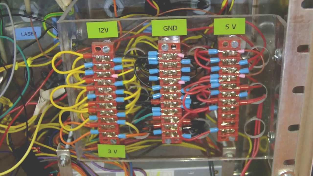 Homemade Diy Cnc  How To Convert A Pc Power Supply For Cnc Machine