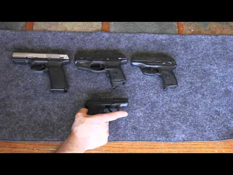 Ruger SR9 vs SR9c vs LC9 vs LCP