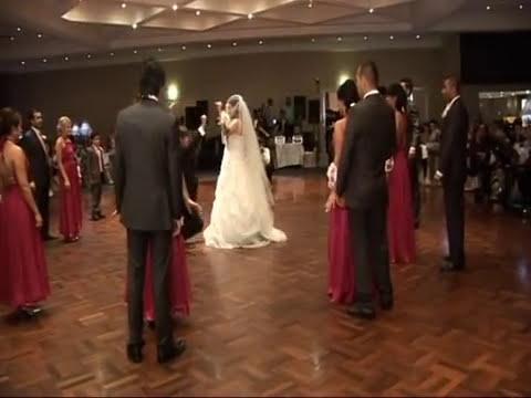 Kaynur & Evren Wedding 13/11/2009 - Bridal Party Dance