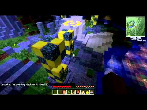 Minecraft 1.2.5 - Revenge of the Gods (ft. Rulo) (parte 2)