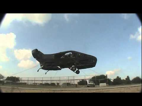 Urban Aeronautics AirMule hovering