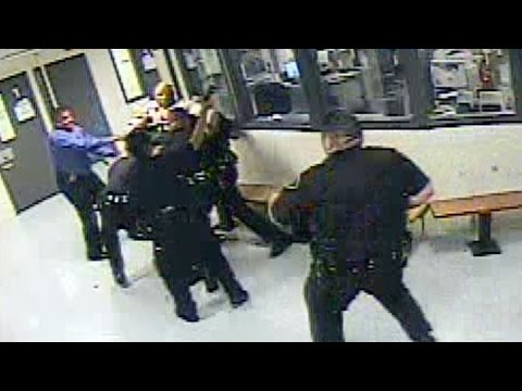 LAPD Releases Lethal Illegal Chokehold Footage (VIDEO)