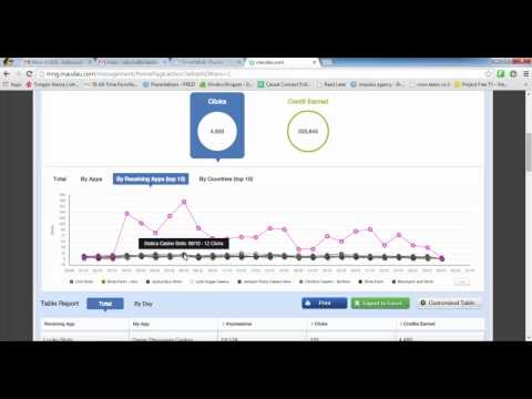 12 - Viewing reports of traffic sent from your apps