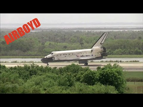 Space Shuttle Discovery Landing STS-119
