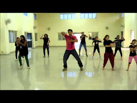 Hr's Dance School {dhating Nach} Freestyle Dance !!!! video