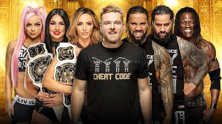 Live WWE Money In The Bank 2019 Watch Along