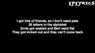 Watch Linkin Park 26 Lettaz In Da Alphabet video