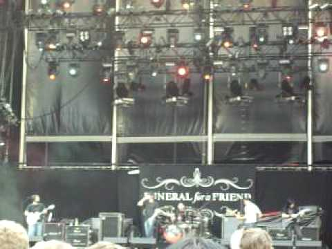 Funeral For A Friend - 'Streetcar' live @ Ferropolis 2009