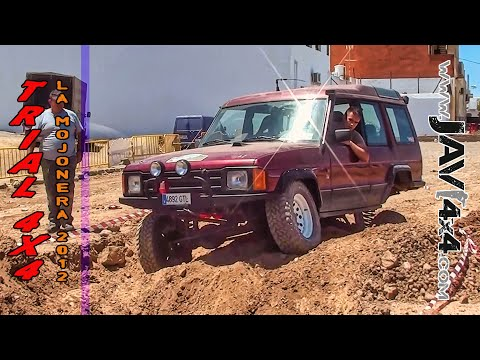 Trial de La Mojonera 2012 (Land Rover Discovery Amancio)