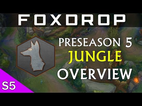 Season 5 Jungle - Everything You Need to Know