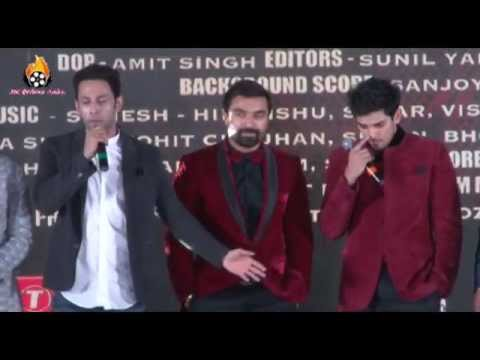 Love Day Movie - Music Launch - Ajaz Khan & Many More Celebs
