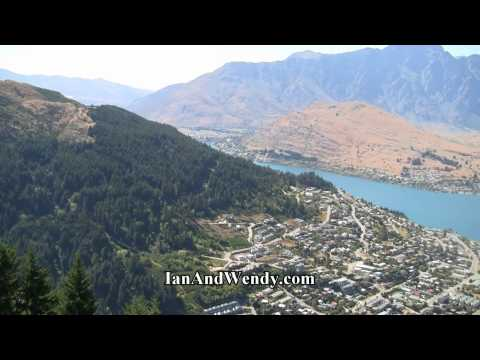 A ride up the Queenstown, New Zealand Gondola, and the amazing view from the top. 1080P HD