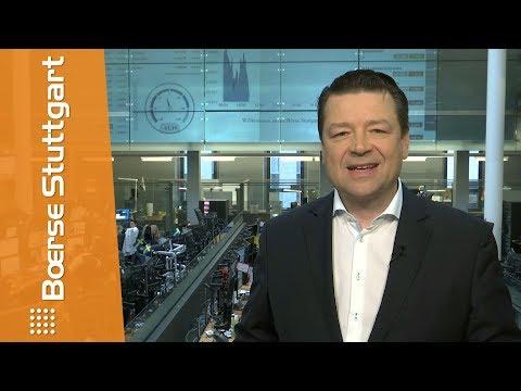 Trump sagt WEF Davos ab - DAX im Minus - Kuka bricht ein | Börse Stuttgart | Aktien
