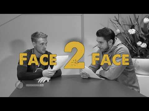 Face 2 Face: Jørgensen vs. Jones