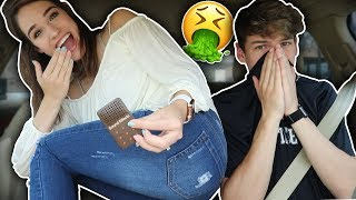 FARTING IN FRONT OF MY FIANCÉ PRANK