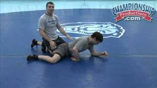 Leg Tilt Series for Any Wrestler
