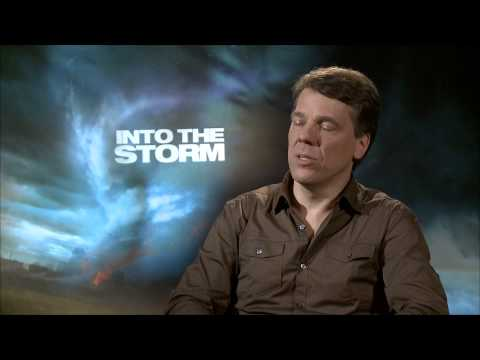 Into The Storm - Steven Quale Interview - Official Warner Bros.