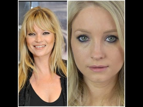 Kate Moss Inspired Make-up Tutorial