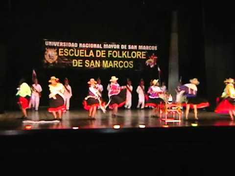 Danzas del Perú: Chunchos de Porcón-Cajamarca