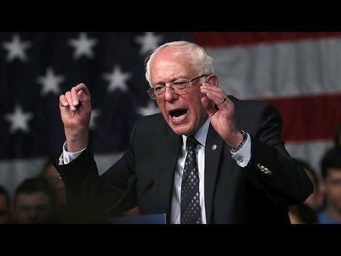 ABD'de Demokrat Bernie Sanders havlu atmıyor