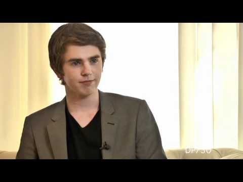 DP/30: The Art of Getting By, actor Freddie Highmore