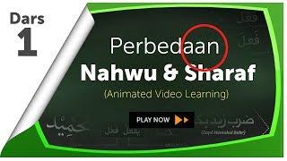 Video Animasi 1 : Perbedaan Nahwu dan Sharaf