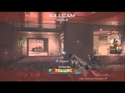 MW3: God Mode & Aimbot?
