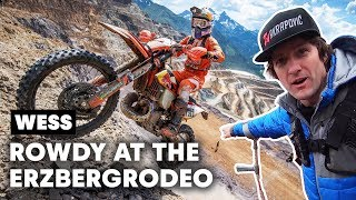 Nuts And Boltons: Down and dirty at the Erzbergrodeo | WESS 2019