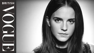 Emma Watson: Fashion on Gender Equality