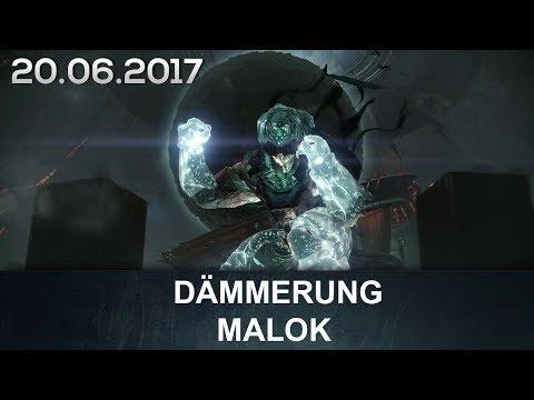Destiny Dämmerung Mond / Malok / 20.06.17 (Deutsch/German)