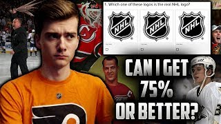 If You Can Score 75% On This Hockey Quiz You?re Basically A Genius...