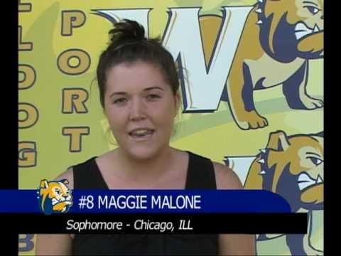 Wingate University Bulldogs Volleyball Team