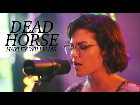 Dead Horse - Hayley Williams (cover)  Covernationhayleycontest