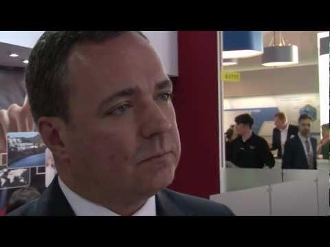 David Millili, Chief Executive, Pegasus Solutions