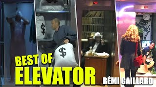 CRAZY ELEVATOR PRANKS (REMI GAILLARD)