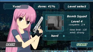 Anime Sniper - shooting game (iOS & Android)