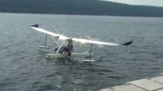 Lazair Electric, Amphibious and Soars Dale Kramer angelica14709