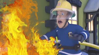Fireman Sam US ⭐️ We have to save Norman! 🔥Fireman Best Saves | Cartoons for Kids