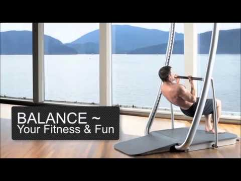 Bodyweight Home Workout Gym Strength Training Equipment Image 1