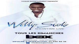 Wally B. Seck - Etudiant Live 2016