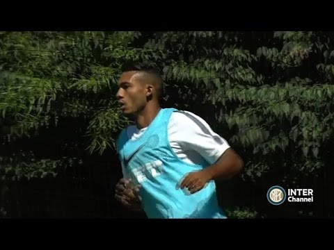 #InterforUS - ALLENAMENTI INTER REAL AUDIO 25 07 2014