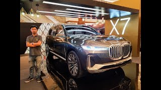 【现场报导】BMW Concept X7 iPerformance 概念亮相
