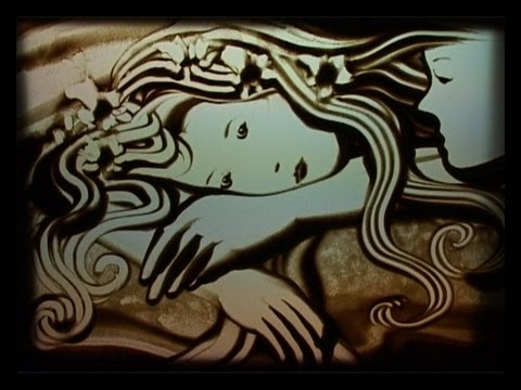 "Sand Art by Ilana Yahav - SandFantasy - ""You've Got a Friend"""