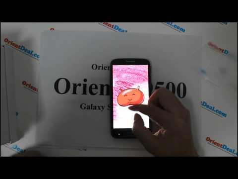 Samsung Galaxy S4 I9500 Clone Unboxing First Hands On Reviews